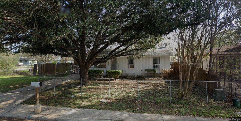10706 Musket Dr, San Antonio, TX 78224