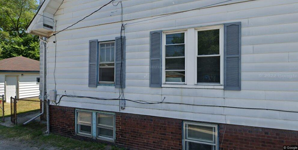 1220 W 41st Ave, Gary, IN 46408