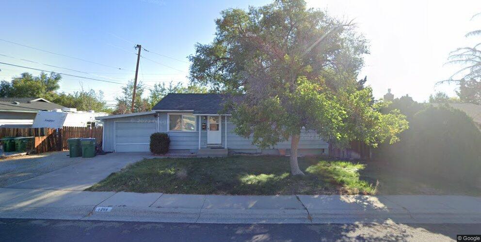 1286 Rayburn Dr, Reno, NV 89503