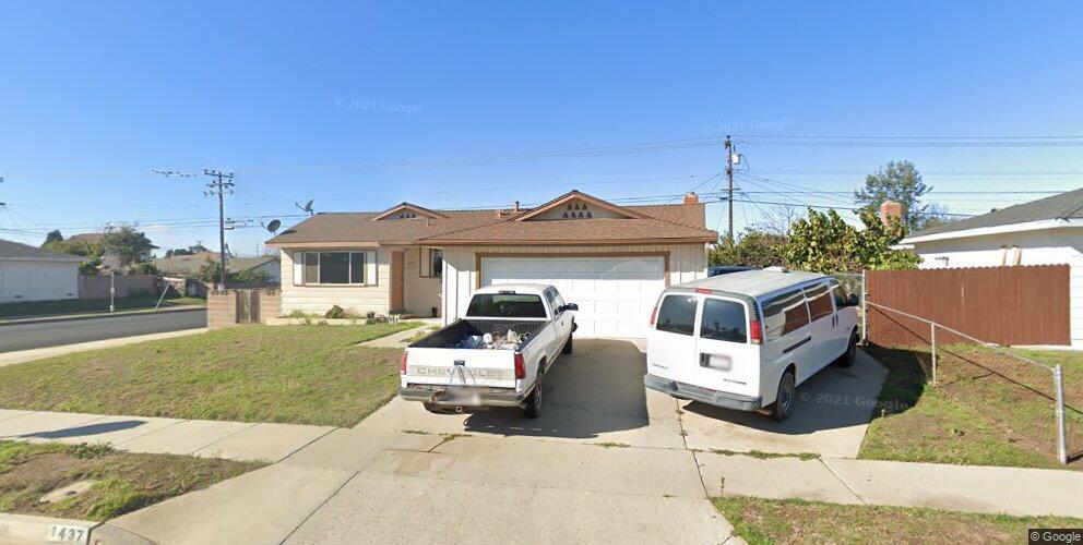 1437 S Thornburg St, Santa Maria, CA 93458
