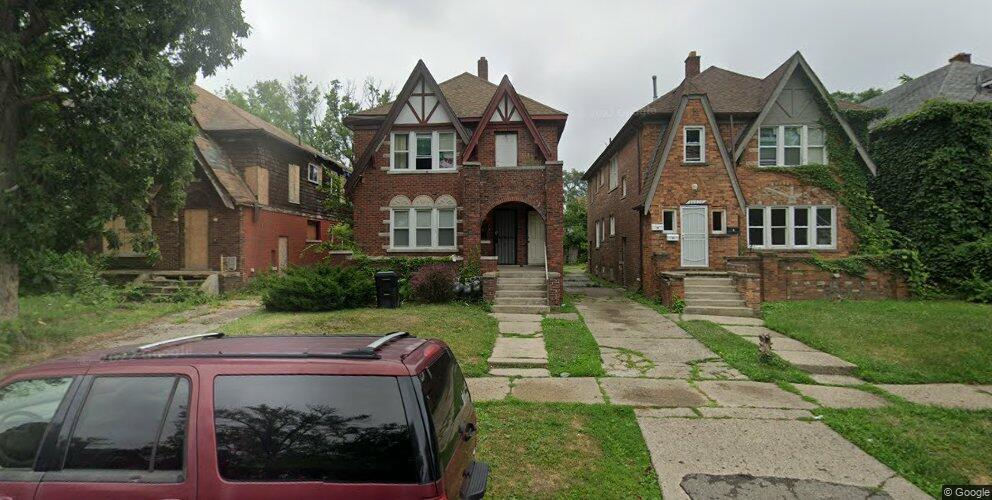 14834 Sussex St, Detroit, MI 48227