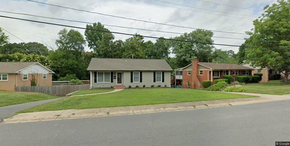 1525 Brookdale Ave, Charlotte, NC 28210