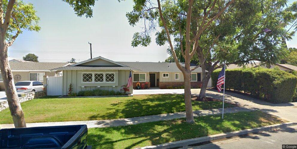 1581 Lanai Way, Tustin, CA 92780