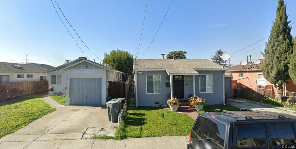 1589 Thrush Ave, San Leandro, CA 94578