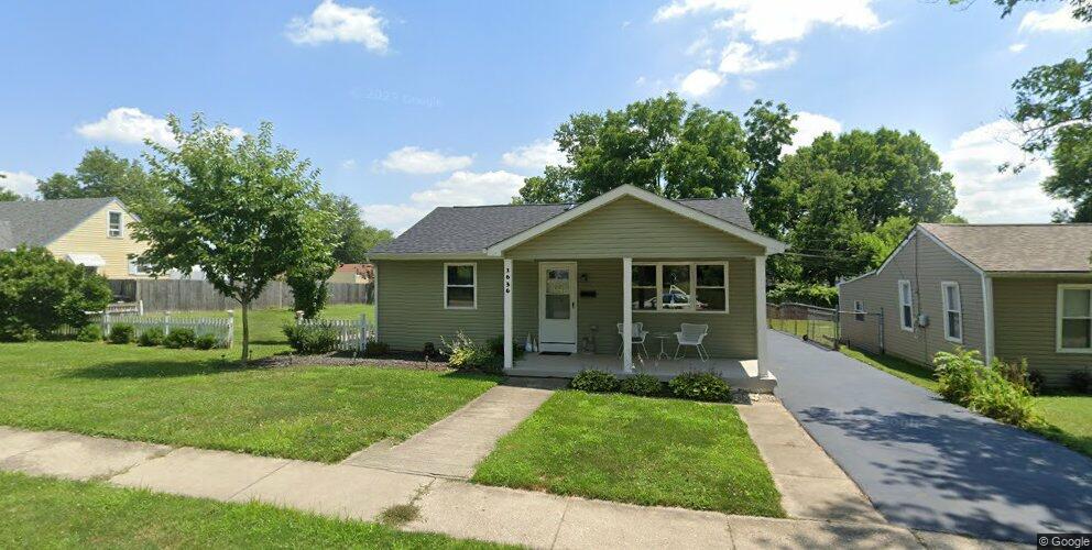 1636 Flesher Ave, Dayton, OH 45420
