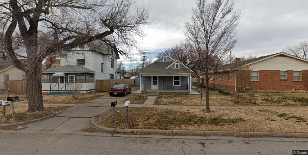 1645 S Main St, Wichita, KS 67213