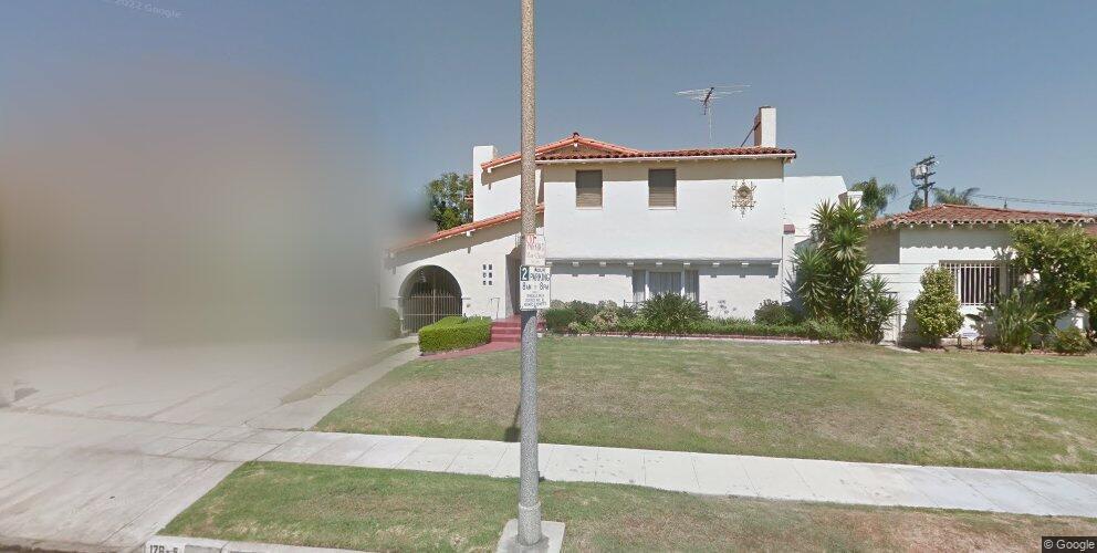 176 S Fuller Ave, Los Angeles, CA 90036
