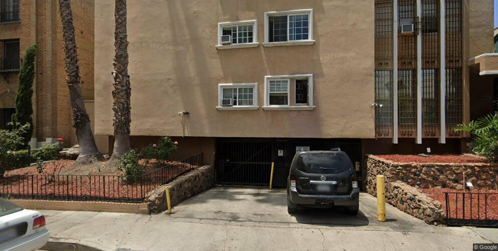 1767 Orchid Ave, Los Angeles, CA 90028