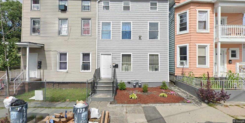 181 Pearl St, Paterson, NJ 07501