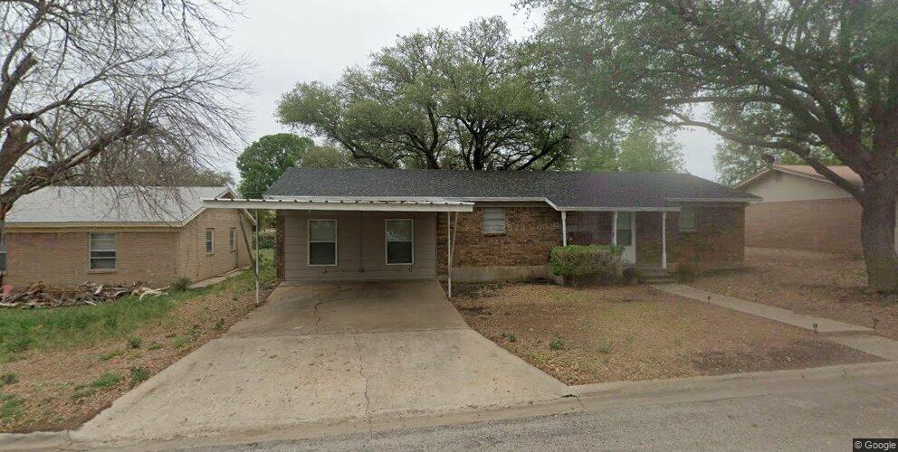 2019 Stanton St, Brady, TX 76825