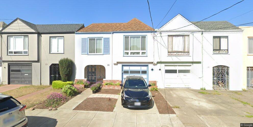 2087 23rd Ave, San Francisco, CA 94116