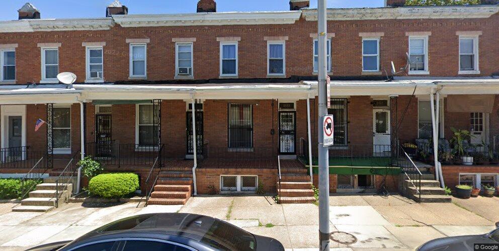 2123 N Dukeland St, Baltimore, MD 21216
