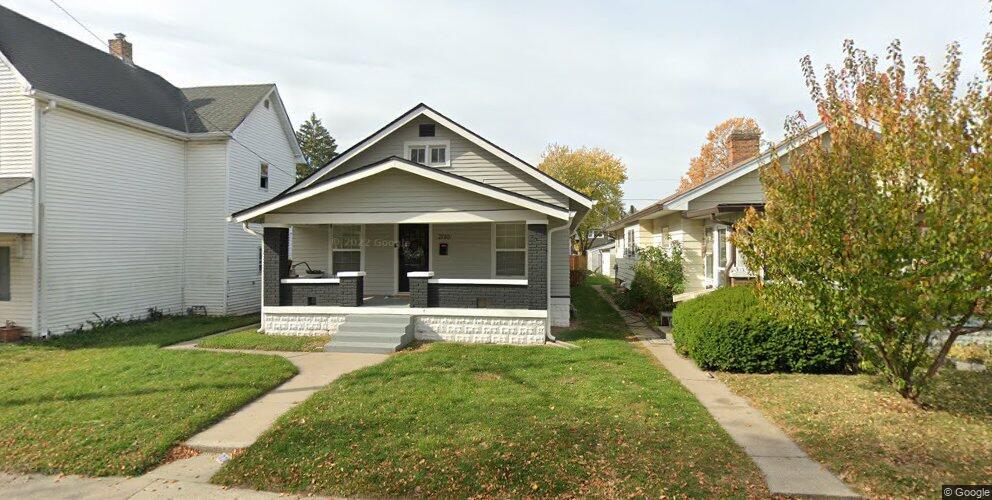 2130 Napoleon St, Indianapolis, IN 46203