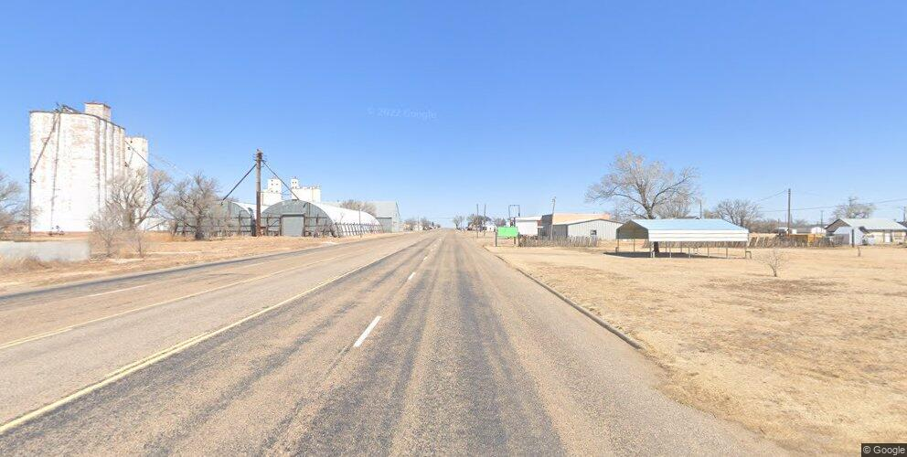 215 S Tallmage Ave, Happy, TX 79042