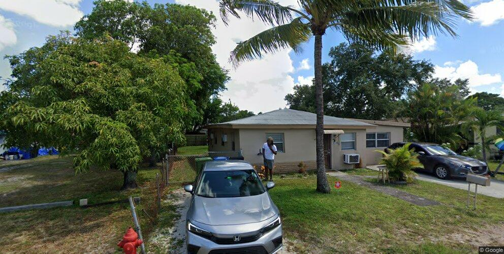 2316 NW 6th Pl, Fort Lauderdale, FL 33311