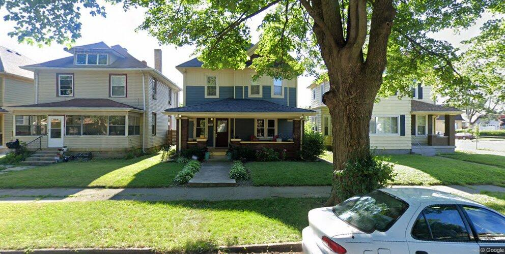 2409 N Carrollton Ave, Indianapolis, IN 46205