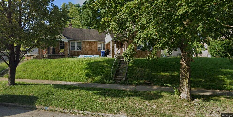 2433 Brookside Parkway South Dr, Indianapolis, IN 46201