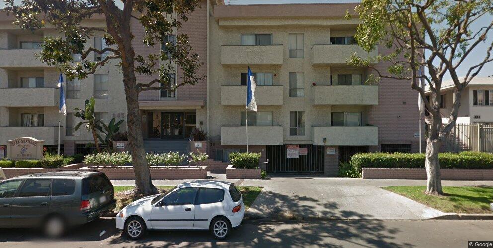 245 S Serrano Ave, Los Angeles, CA 90004