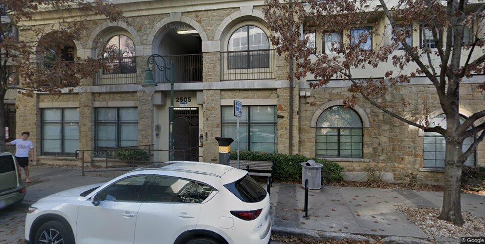 2505 San Gabriel St #301, Austin, TX 78705