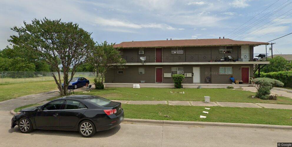 2528 Merlin St, Dallas, TX 75215