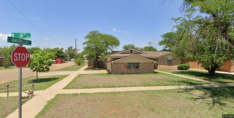 2618 W 18th St, Plainview, TX 79072