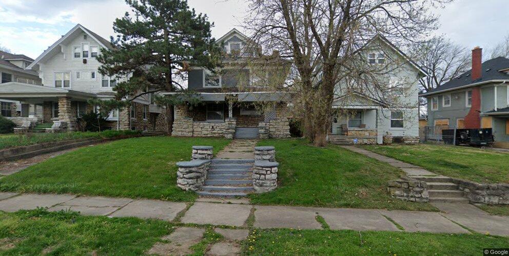 2619 Victor St, Kansas City, MO 64128