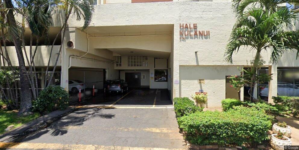 2740 Kuilei St #1106, Honolulu, HI 96826