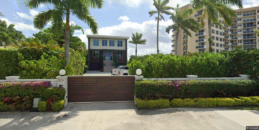 2800 N Flagler Dr #813, West Palm Beach, FL 33407