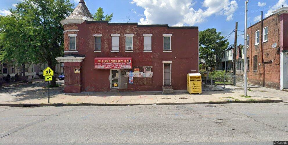 2801 Woodbrook Ave, Baltimore, MD 21217