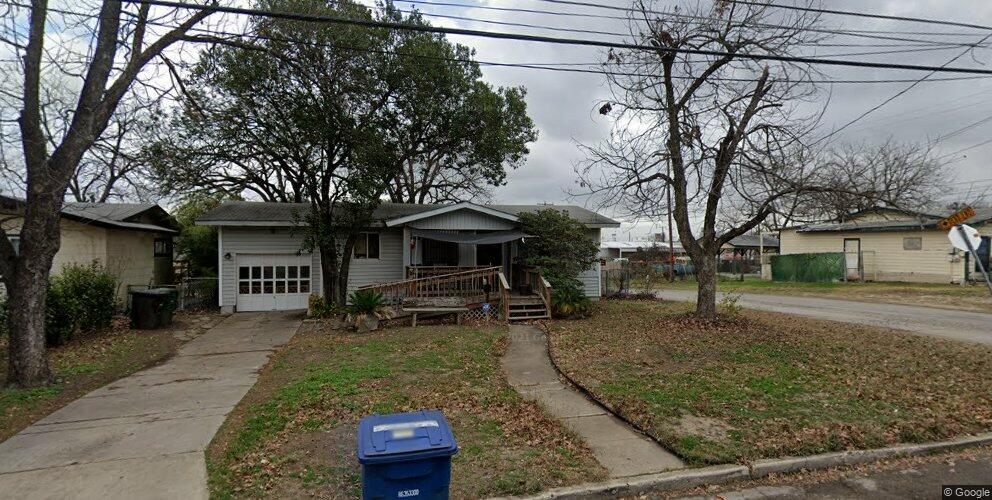 2902 Beacon Ave, San Antonio, TX 78212