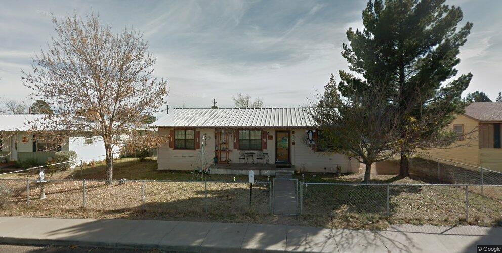 304 W Fort Davis Ave, Alpine, TX 79830