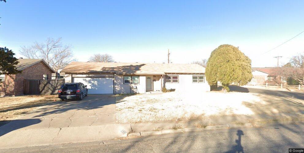 3100 Mockingbird Ln, Amarillo, TX 79109