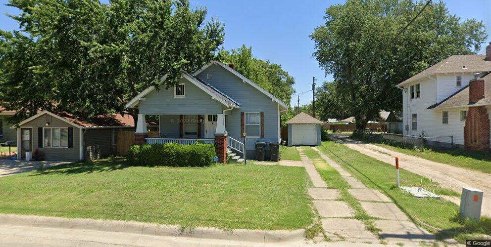 316 N Walnut St, Newton, KS 67114