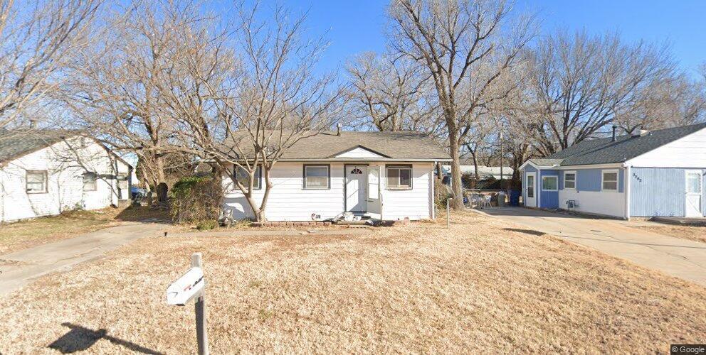 3238 S Fern St, Wichita, KS 67217