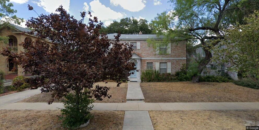 331 E Rosewood Ave, San Antonio, TX 78212