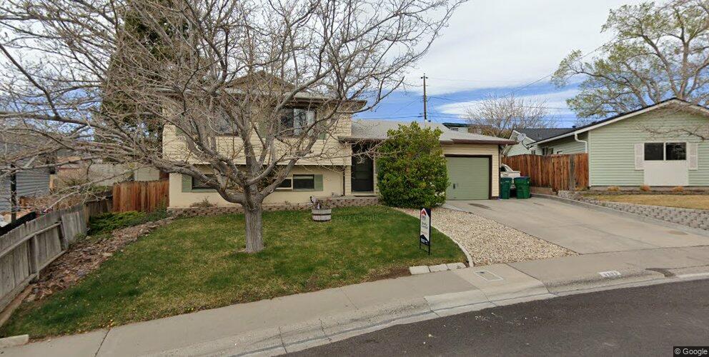 3395 Barbara Cir, Reno, NV 89503