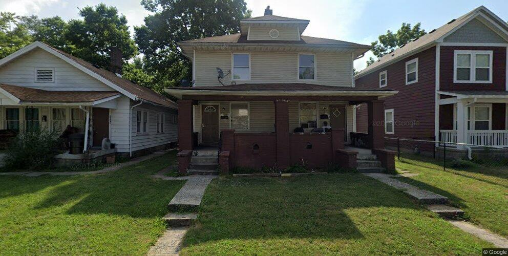 3427 Carrollton Ave, Indianapolis, IN 46205