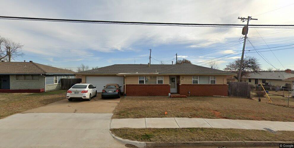 3600 N Prospect Ave, Oklahoma City, OK 73111