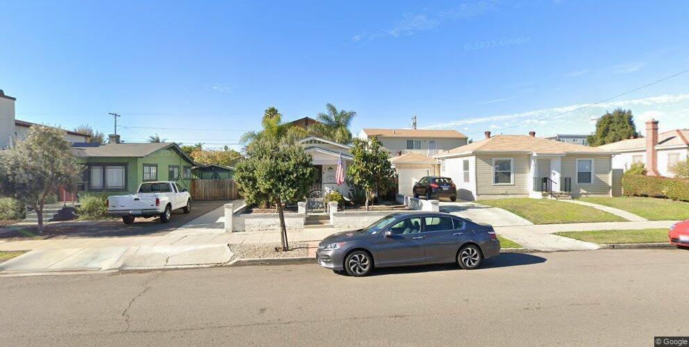 3624 Nile St, San Diego, CA 92104
