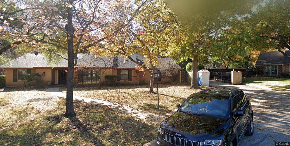 3737 Echo Trl, Fort Worth, TX 76109