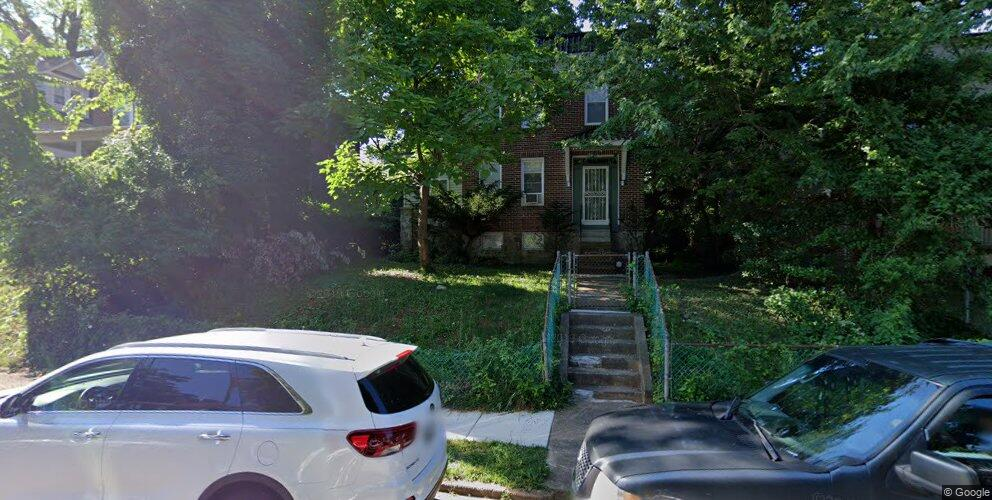 4021 Bonner Rd, Baltimore, MD 21216