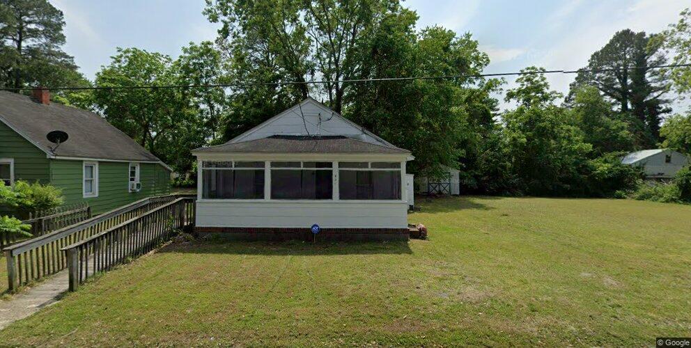 406 Cartwright Ave, Fruitland, MD 21826