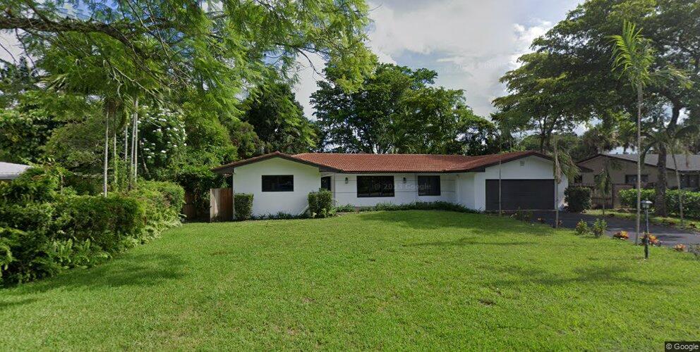 4190 SW 4th St, Plantation, FL 33317