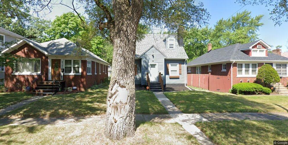4256 Van Buren St, Gary, IN 46408