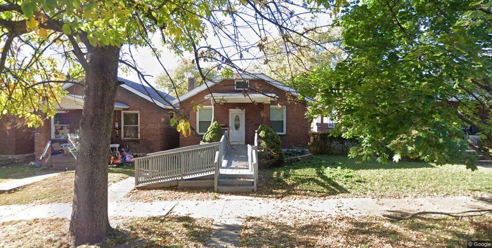 4319 S 38th St, Saint Louis, MO 63116