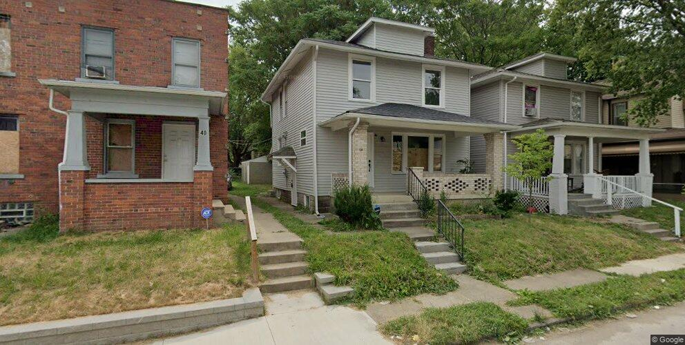 44 S Oakley Ave, Columbus, OH 43204