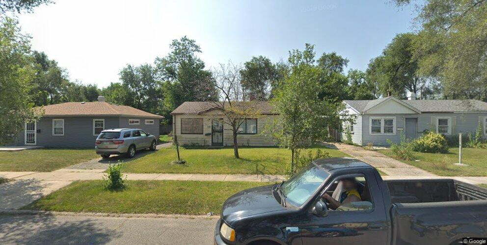 4421 W 20th Ave, Gary, IN 46404