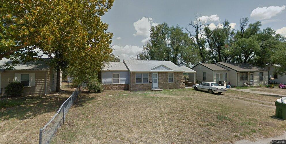 4432 S Gold St, Wichita, KS 67217