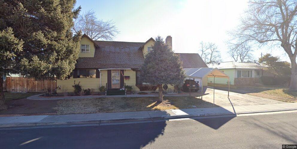 4560 Persimmon Rd, Reno, NV 89502
