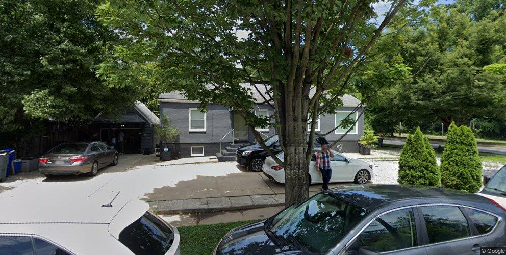 4601 Hunt Ave, Chevy Chase, MD 20815
